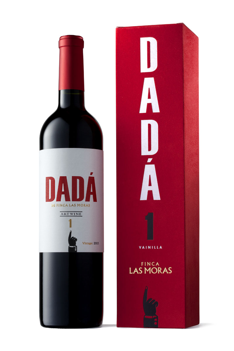 drinks 41 - dada art wine