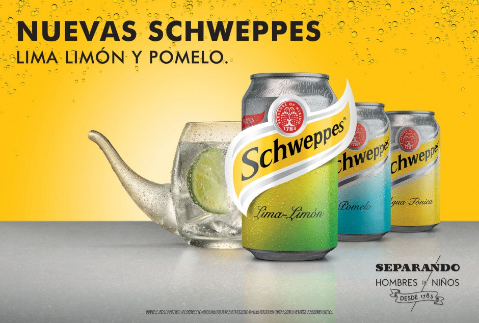 drinks 03 - schweppes