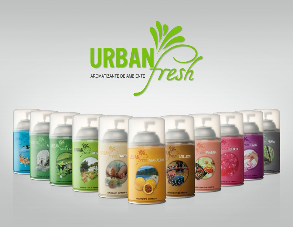 product 21 - urban fresh
